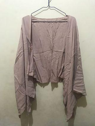 Batwing outer milo