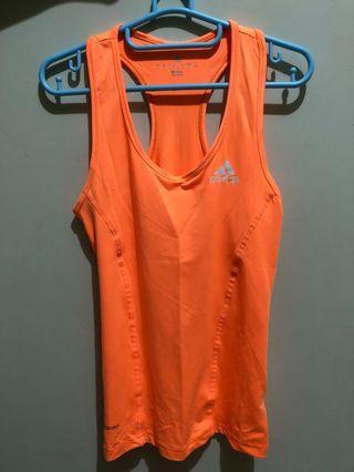 #maunabung Baju Olahraga Wanita Adidas