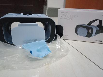 Virtual Reality Miniso #makinhoki