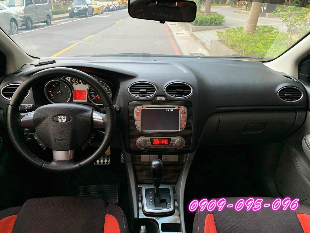 【 超貸找資金專區 】2009年 福特 FOCUS 柴油 2.0 四門