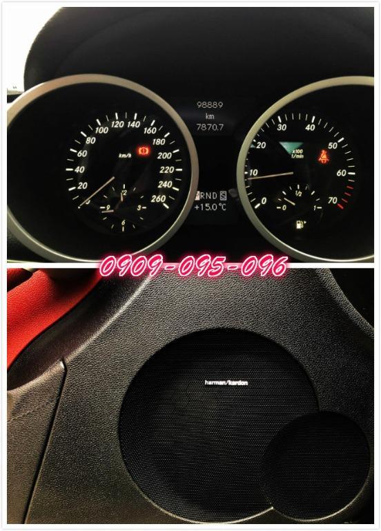 【市場最低價】就是品質好 選配Harman Kardon音響+客制化紅色內裝