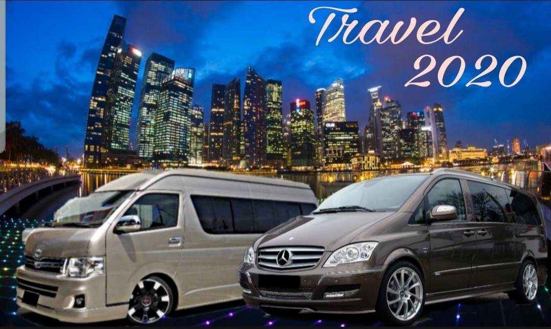Airport Transfers / Maxicab Bookings (6 to 13 Seater)
