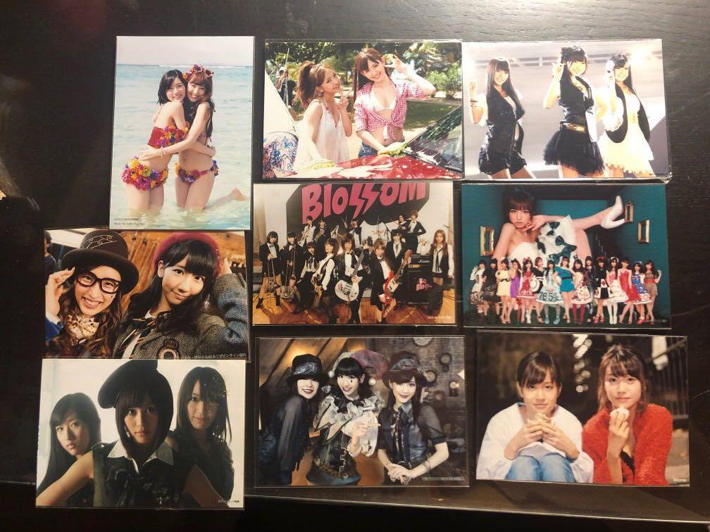 [出清生寫真周邊]AKB48 特典生寫真 單張pm問價打包$60