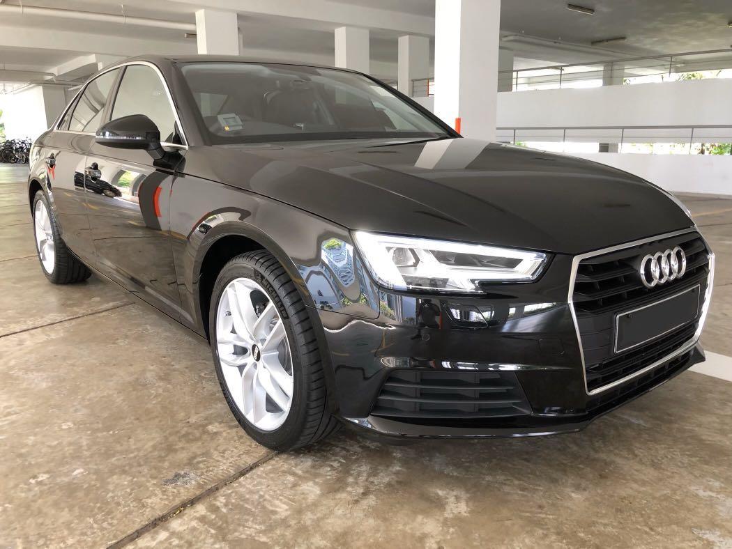 Audi A4 Sedan 2.0 TFSI S tronic (A)