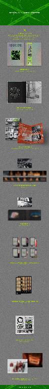 iKON - 3rd Mini Album - I DECIDE - version : RED ver / GREEN ver - PREORDER/NORMAL ORDER/GROUP ORDER/ALBUM GO + FREE GIFT BIAS PHOTOCARDS (1 ALBUM GET 1 SET PC, 1 SET GET 9 PC)