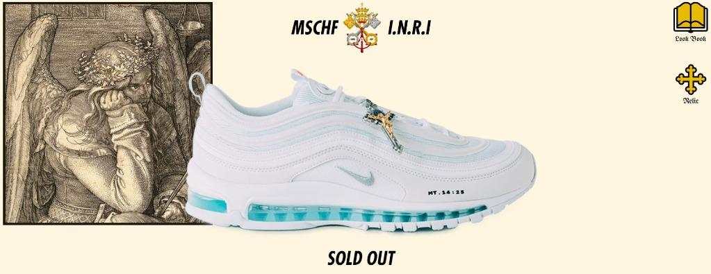 Shoes Walk On Water Nike Air