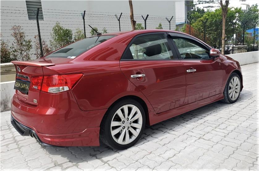 Kia Cerato Forte 1.6 JUST IN!!! Lowest rental rates, fuel efficient & spacious. Hurry whatsapp Edwin @87493898 now to reserve!!!
