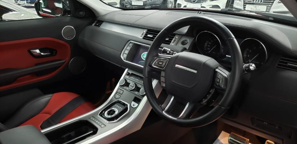 Land Rover Evoque Dynamic Auto