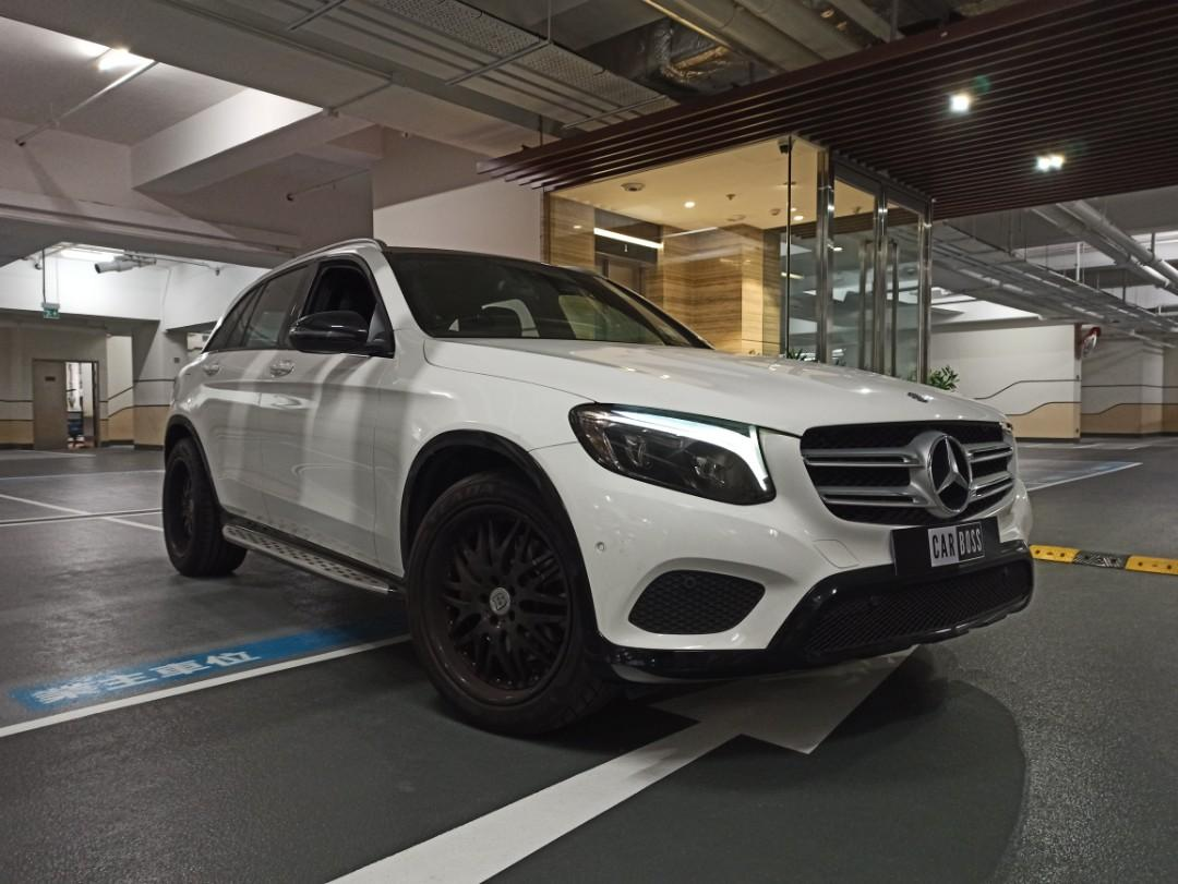 Mercedes-Benz GLC250 4Matic (A)