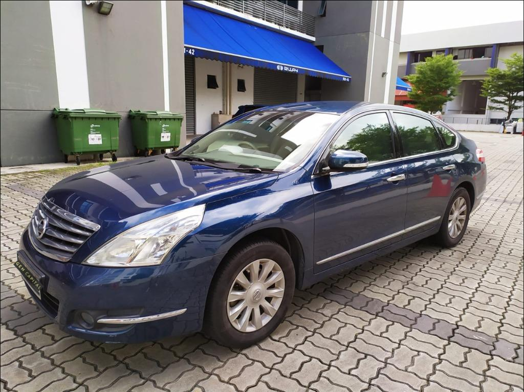 Nissan Teana JUST IN!!! Lowest rental rates, fuel efficient & spacious. Hurry whatsapp Edwin @87493898 now to reserve!!!