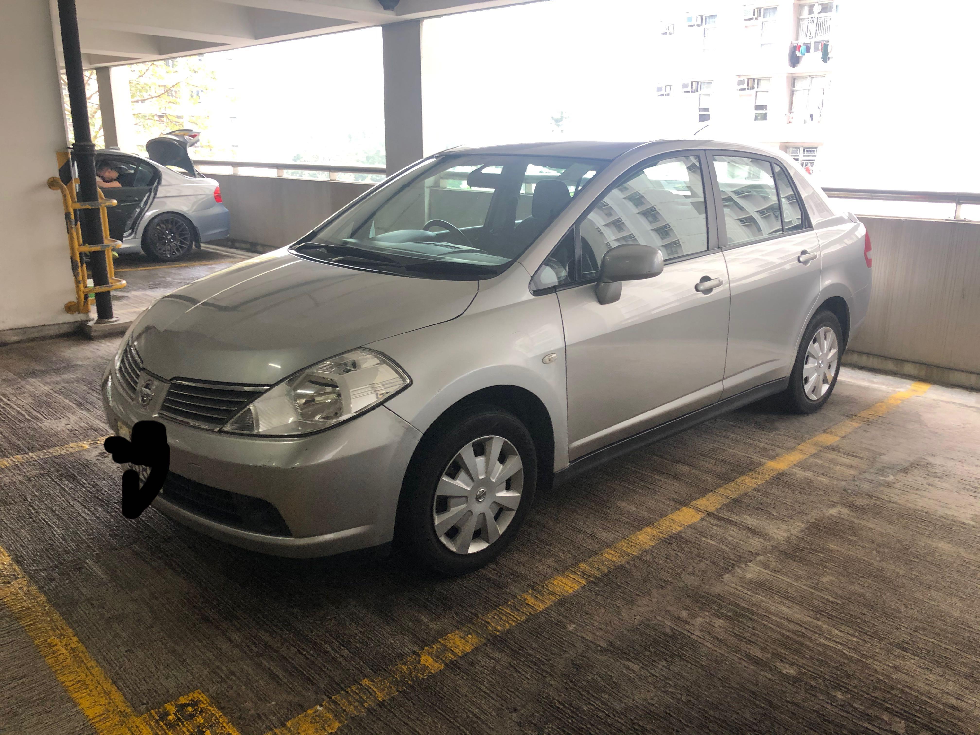 Nissan Tiida Tiida Auto