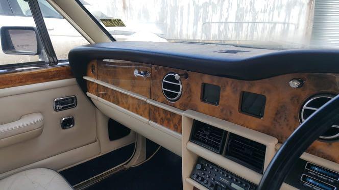 Rolls-Royce Silver Spirit Auto