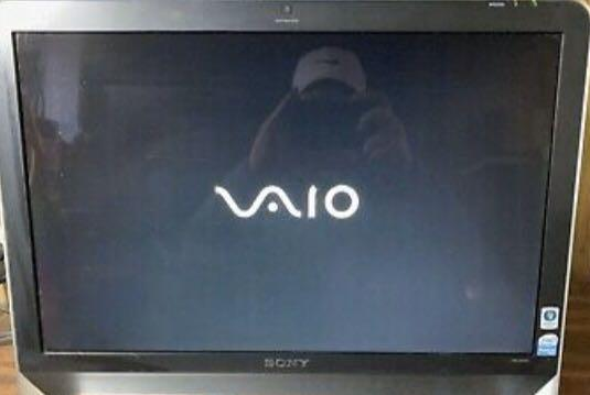 "Sony VAIO PCG-2J3L VGC-JS210J 20"" All In One Desktop PC 2.5ghz"