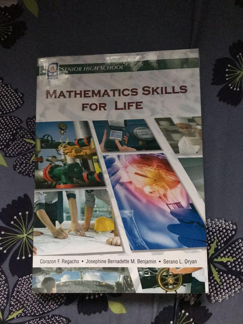 STATISTICS AND PROBABILITY | MATHEMATICS SKILLS FOR LIFE | ORAL COMM IN CONTEXT | EMPOWERMENT TECHNOLOGIES | PHILOSOPHY