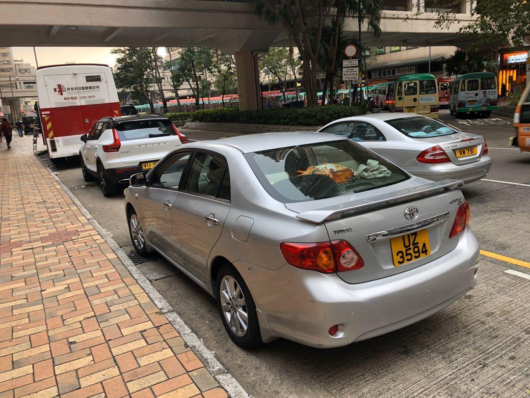 Toyota Corolla 1.5 XLi (A)