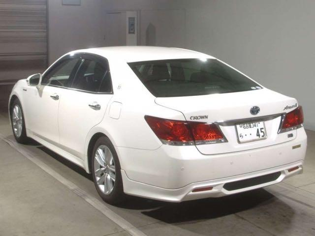 Toyota Crown Athlete Hybrid Auto