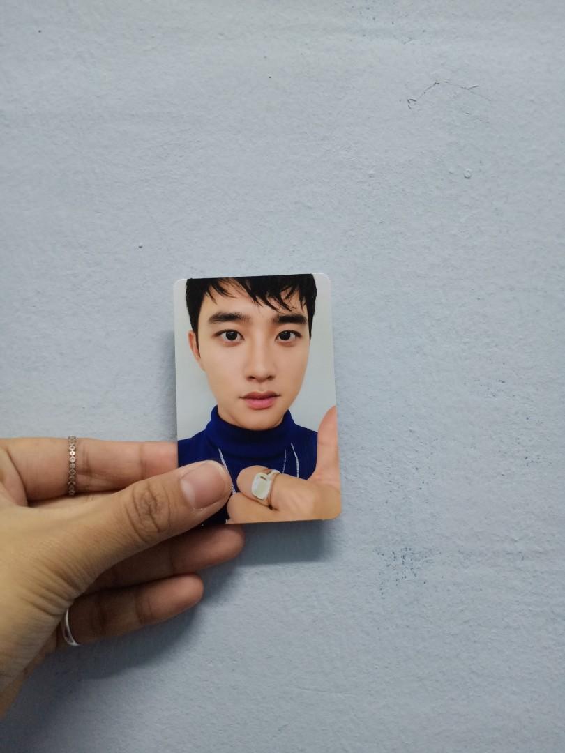 [WTS 🇲🇾] EXO Do Kyungsoo DMUMT Photocard Allgero Ver 🥰