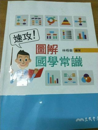 #學測考完隨便賣 圖解高中國學常識