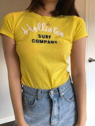 Tyellow t-shirt