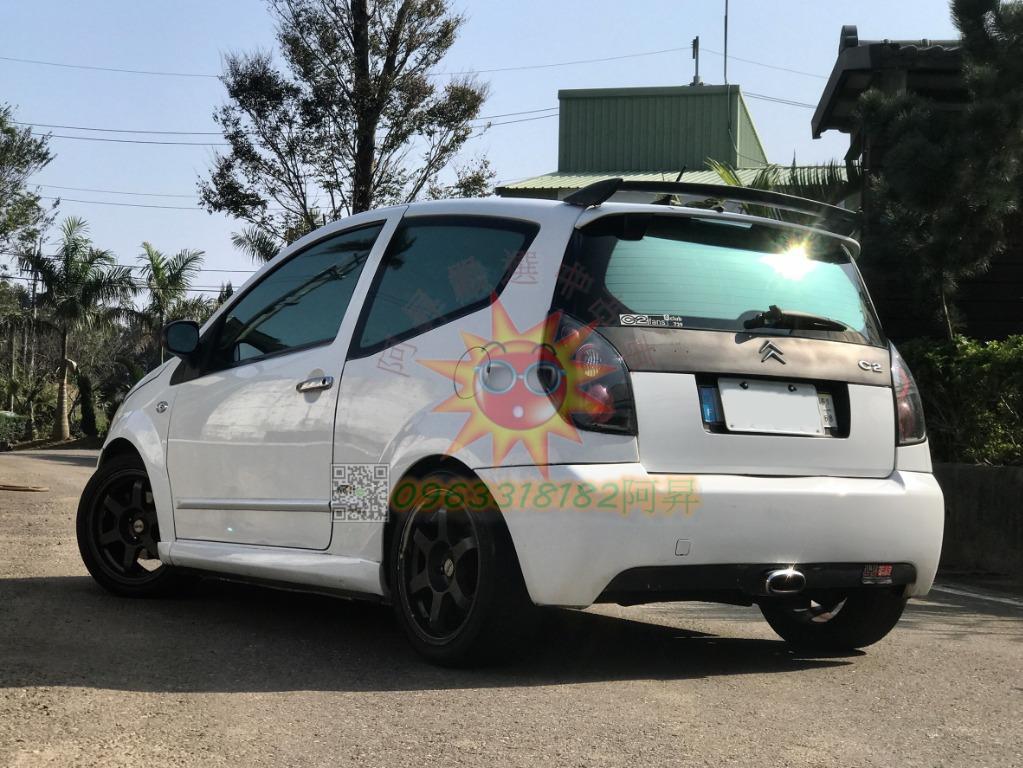 2004 雪鐵龍 C2 AT自手排