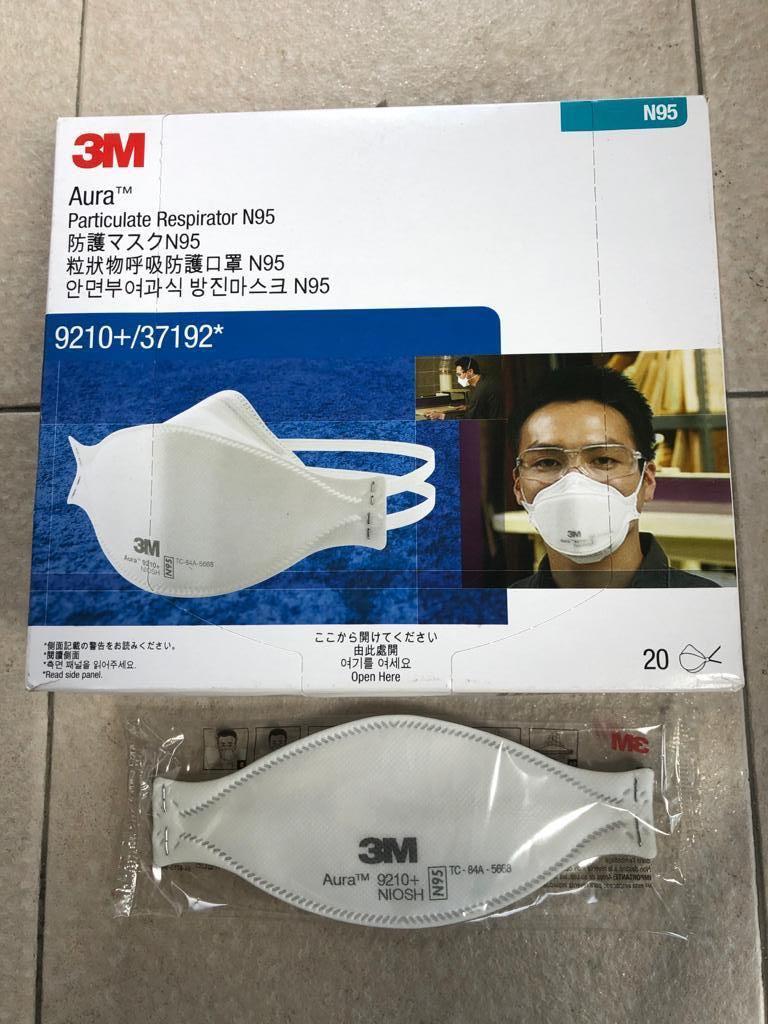 aura n95 mask 9210