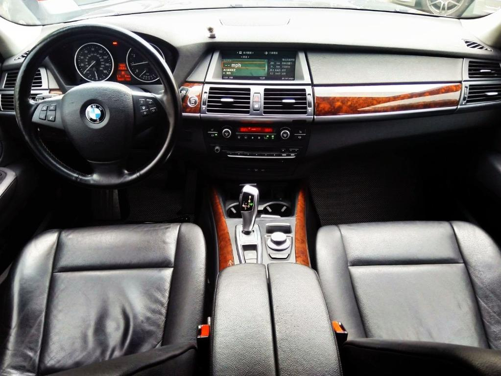 正七人座 知名品牌休旅車 BMW X5 美規 全車原钣件 有認證書 有272P馬力 Idrive影音 會讓你愛不釋手