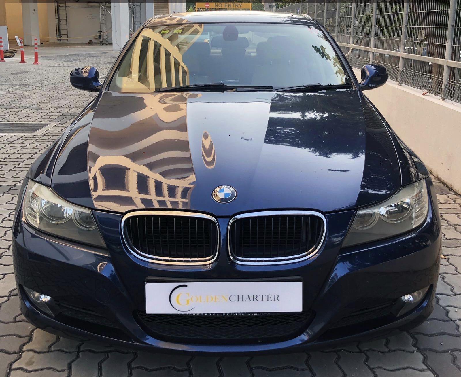 BMW 318i Sedan Auto For Rent ! Gojek | Grab | Personal Rent
