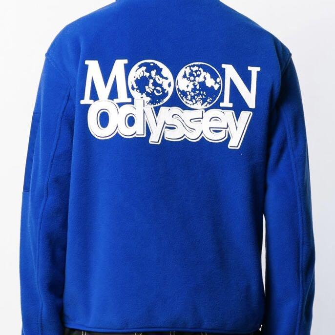 BNWT Calvin Klein Jeans Moon Odyssey Fleece Jacket
