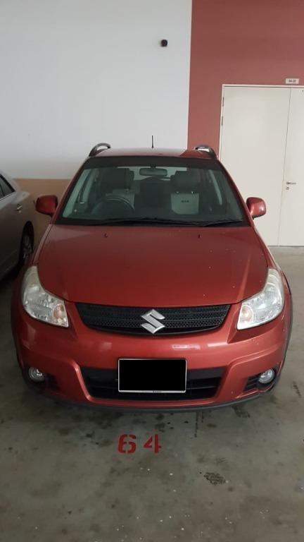 CAR RENTAL Suzuki Sx4 Hatchback WEEKEND PACKAGE 3-6 APRIL (Sembawang)