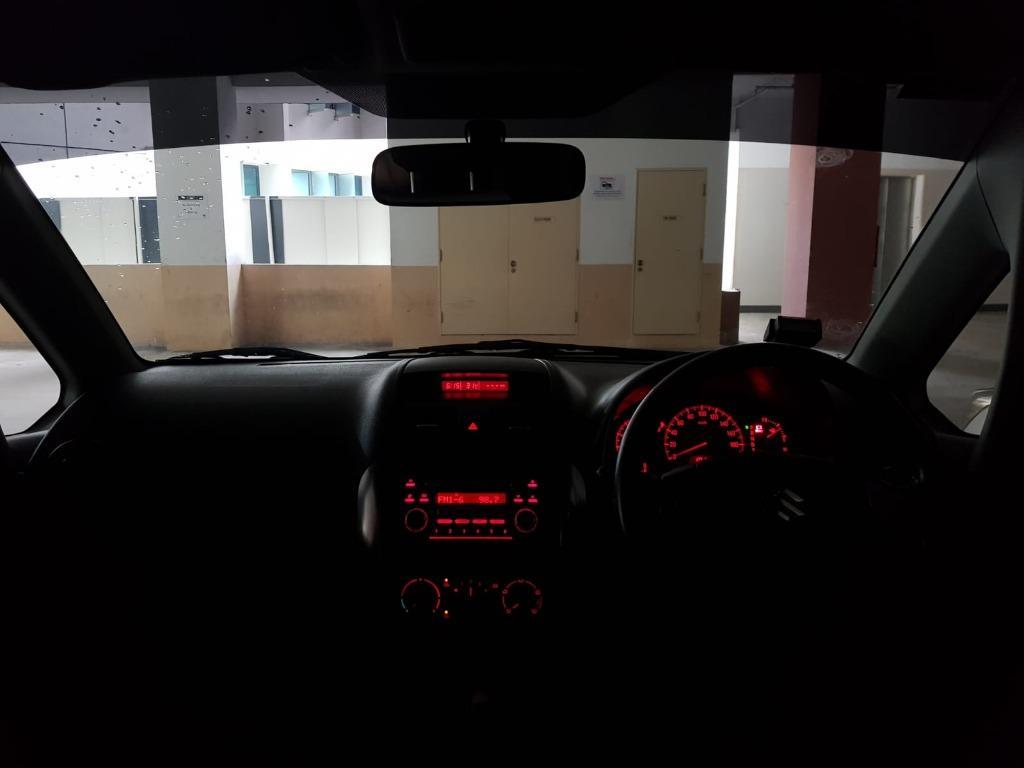 CAR RENTAL Suzuki Sx4 Hatchback WEEKEND PACKAGE 3-6 APRIL (Sembawang)