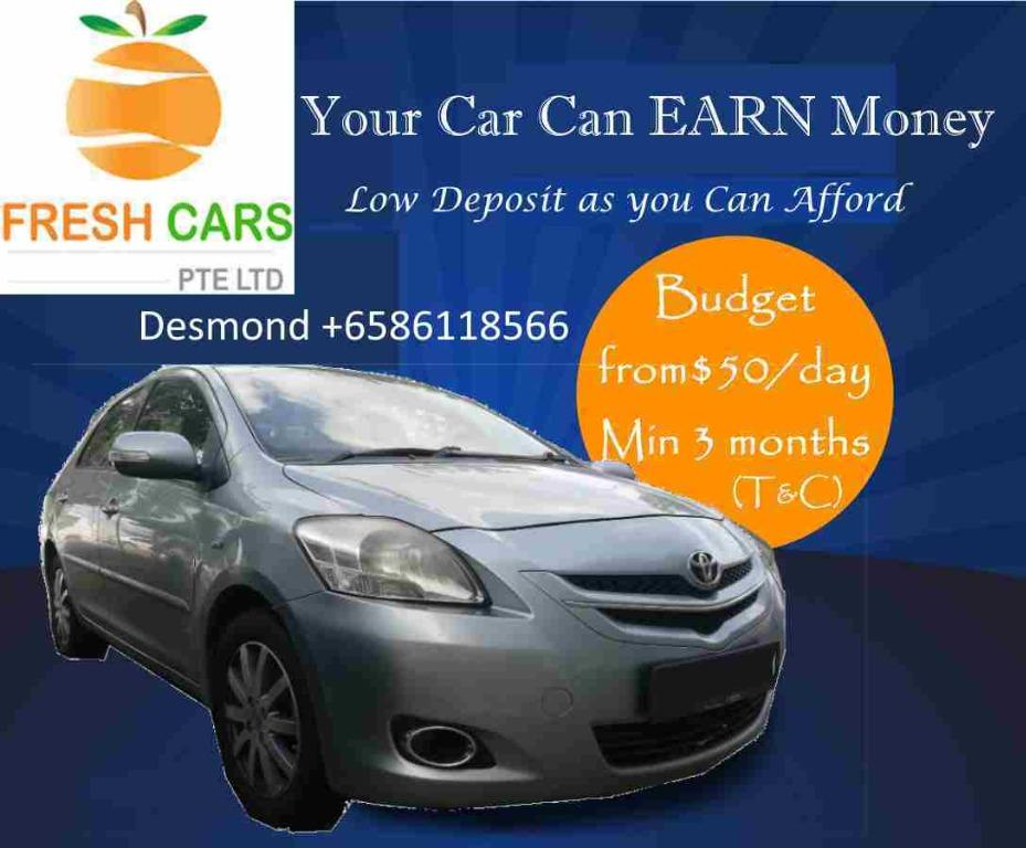 💰Earn More Money From Car rental (Budget / cheap / low cost)