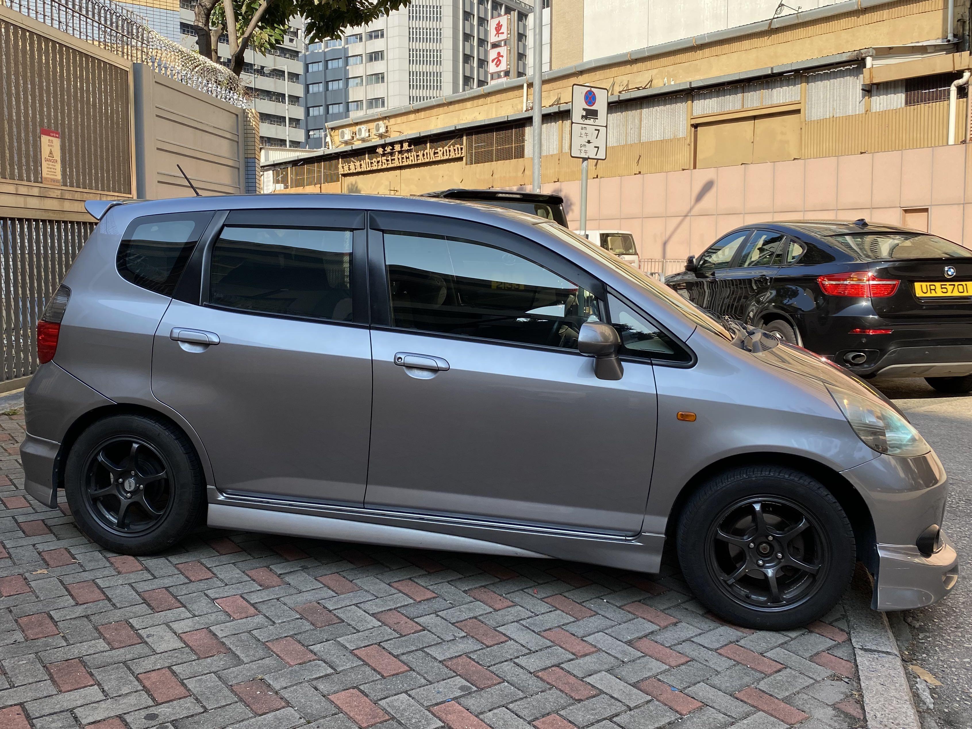 Honda Fit GD3 1.5 Auto