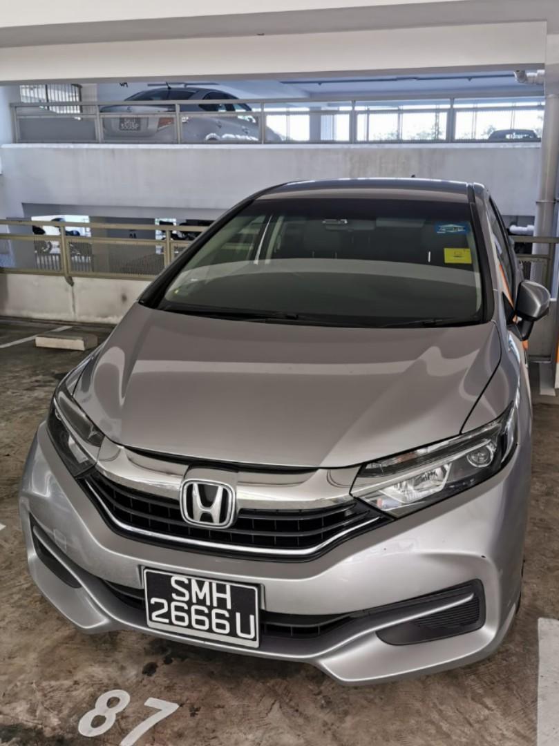 Honda Shuttle hybrid!