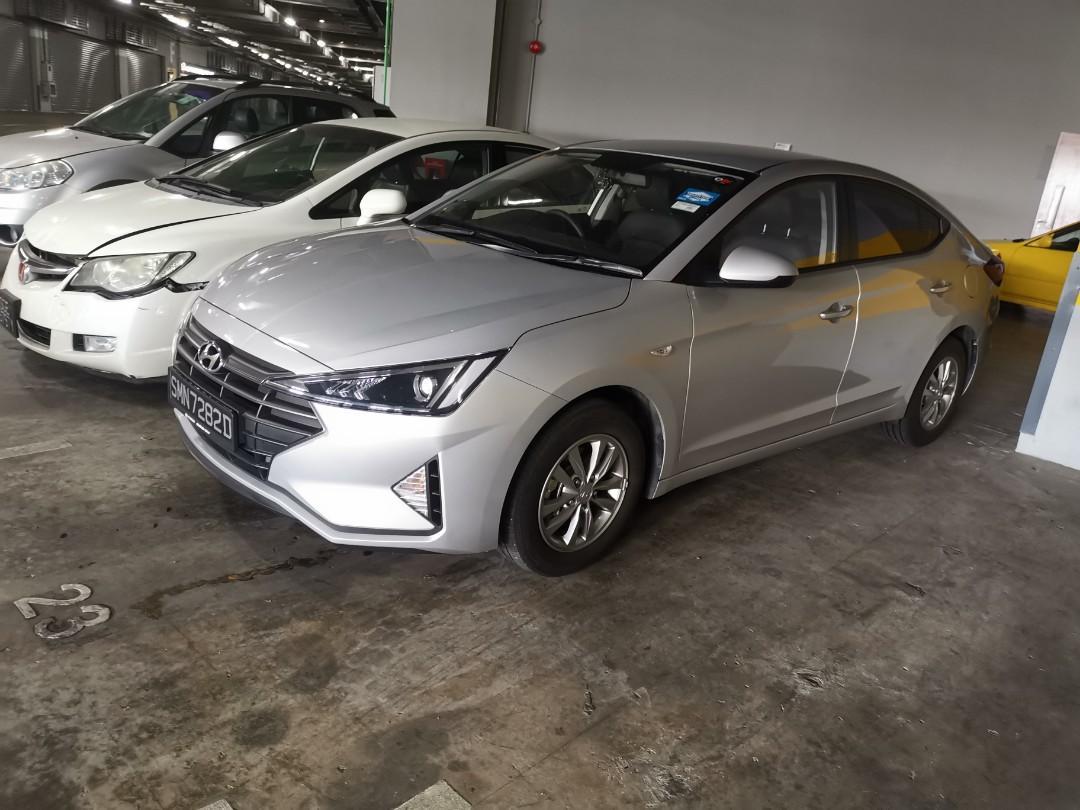 Hyundai avante 2019 facelift!