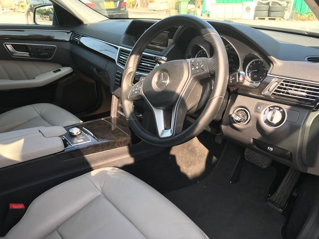 Mercedes-Benz E250 Avantgarde (A)