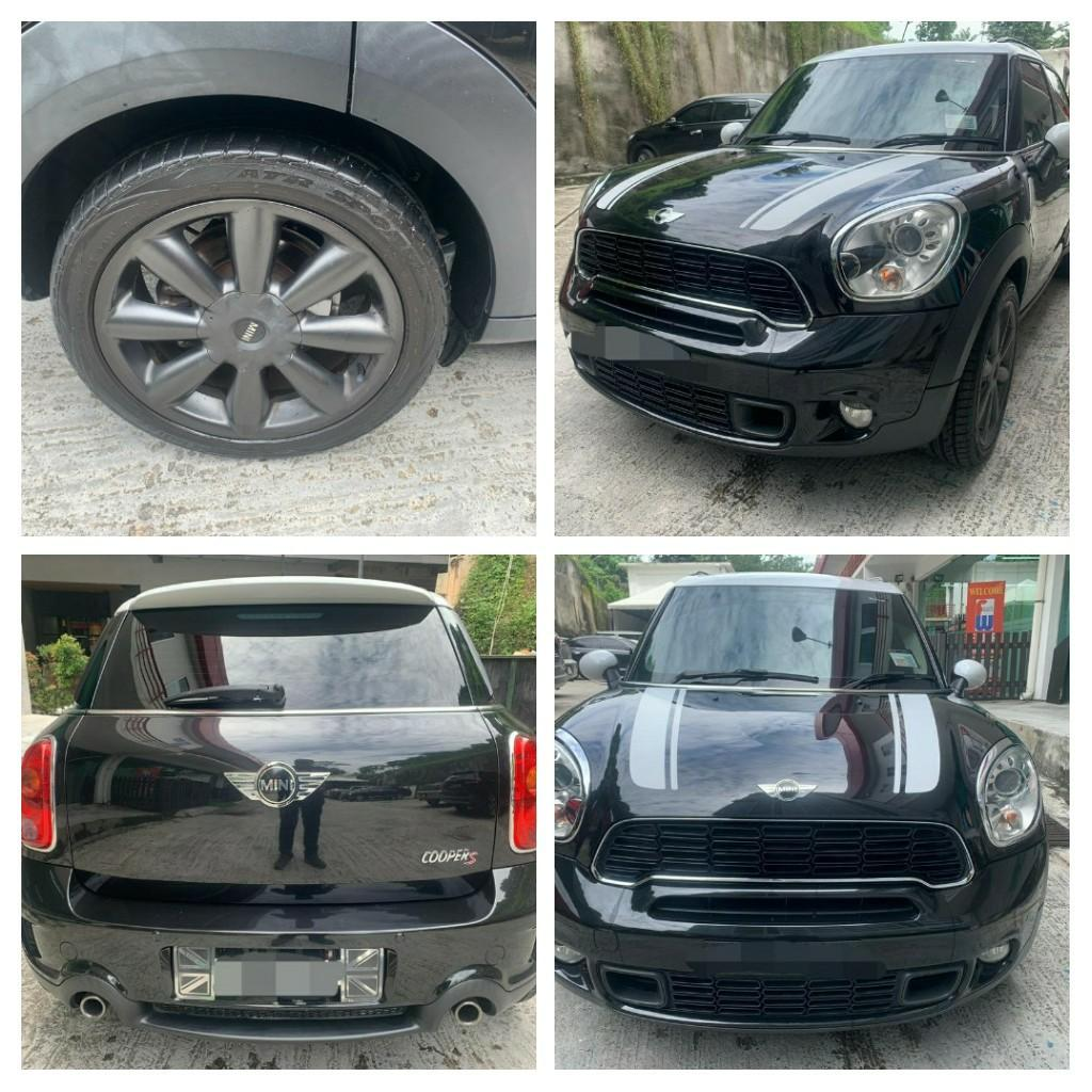 MINI COUNTRYMAN S 1.6T AT  YEAR~2011/15 on the road Price RM99,888.88☺📱0⃣1⃣2⃣2⃣3⃣6⃣7⃣2⃣7⃣2⃣☺🙏