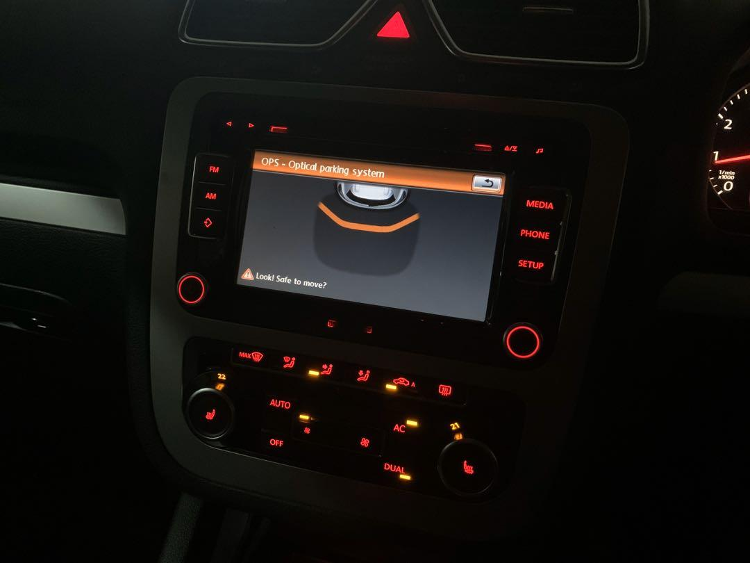 Modded Volkswagen Scirocco 1.4A Sunroof for rental