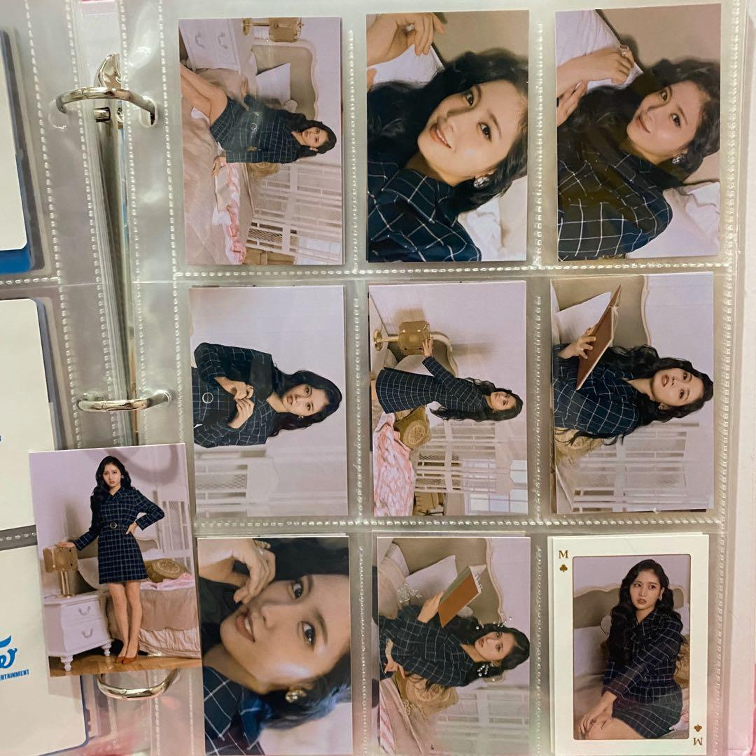 [WTS] TWICE Momo Full Set ONCE Halloween 2019 Trading Card