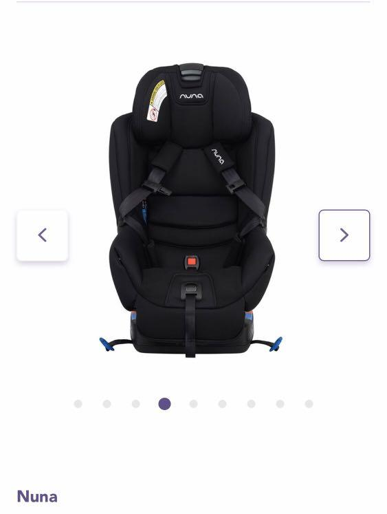 Nuna Rava Convertible Car Seat - Brand New, never opened