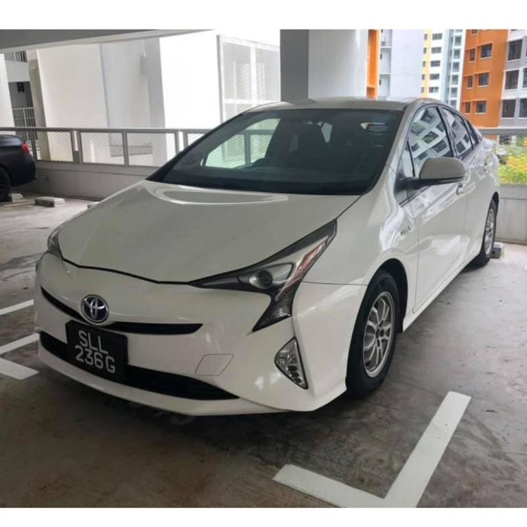 SG Cheapest Hourly Car Rental- Usage for Personal, Grab/Gojek Driving