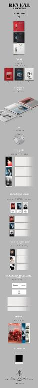 THE BOYZ - 1st Full Album - REVEAL - version : Wolf Ver/ Moon Ver/ Boy Ver - PREORDER/NORMAL ORDER/GROUP ORDER/ALBUM GO + FREE GIFT BIAS PHOTOCARDS (1 ALBUM GET 1 SET PC, 1 SET GET 9 PC)