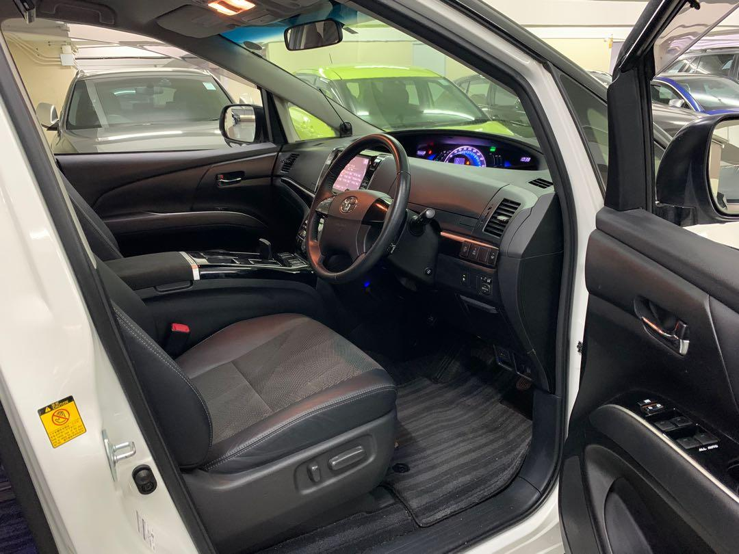 Toyota Estima 2.4 Aeras Premium 7-Seater (A)