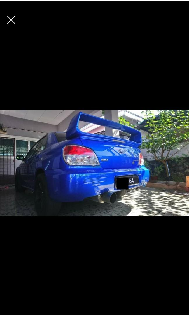 WTS Detail pls refer pada gambar Rm37k all go include registration no. Rm35k without registration no. (will be interchange) Year 2006 Location seremban