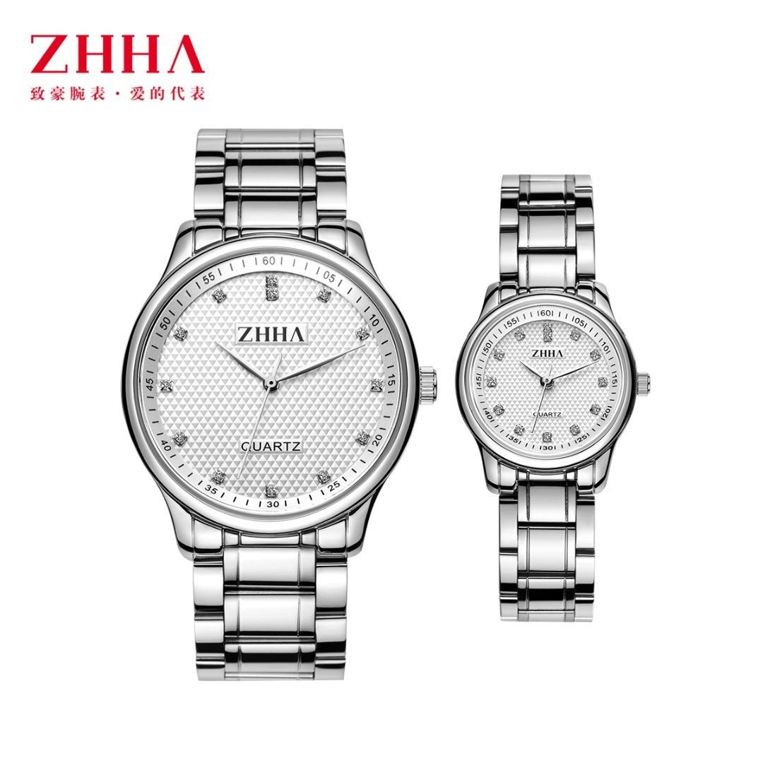 ZHHA Couple Watch AMANTE Series (ZW-001A) Surprise Your Loved One With This Unforgettable Gift