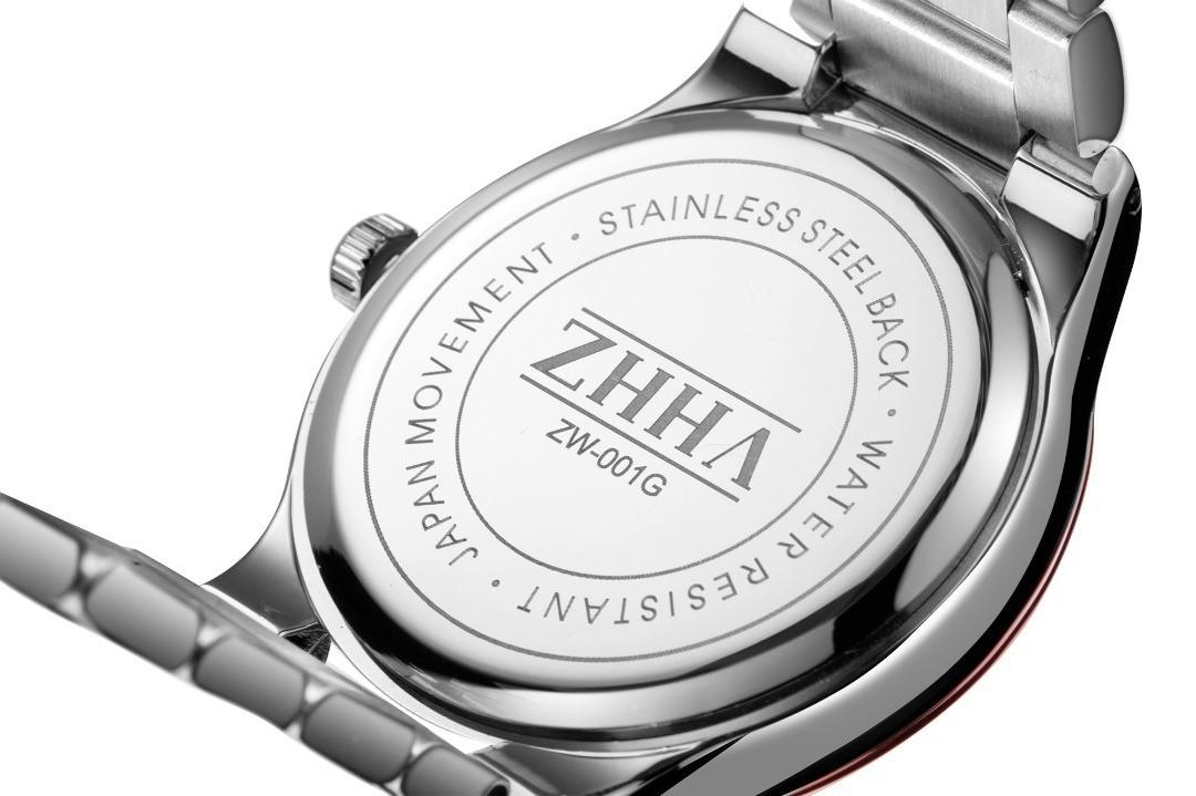 ZHHA Couple Watch AMANTE Series (ZW-001C) Surprise Your Loved One With This Unforgettable Gift