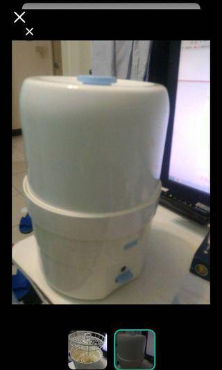 NUK奶瓶消毒鍋