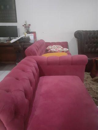 Sofa 2 set