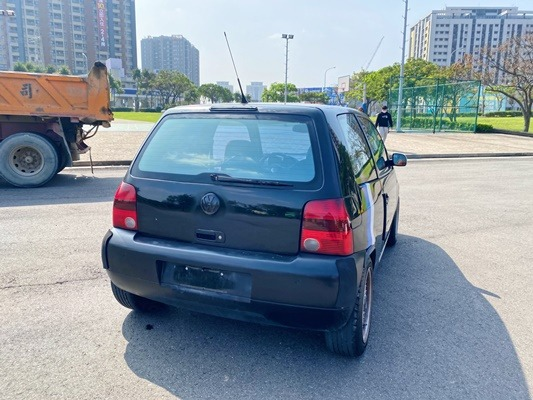 2001 VW LUPO 小魯 便宜代步車 嬌小可愛 換車出售