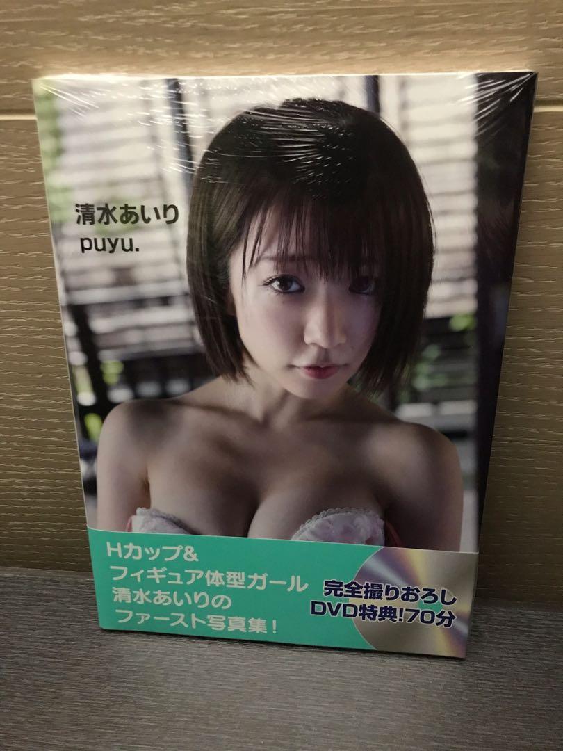 清水あいり puyu 連dvd