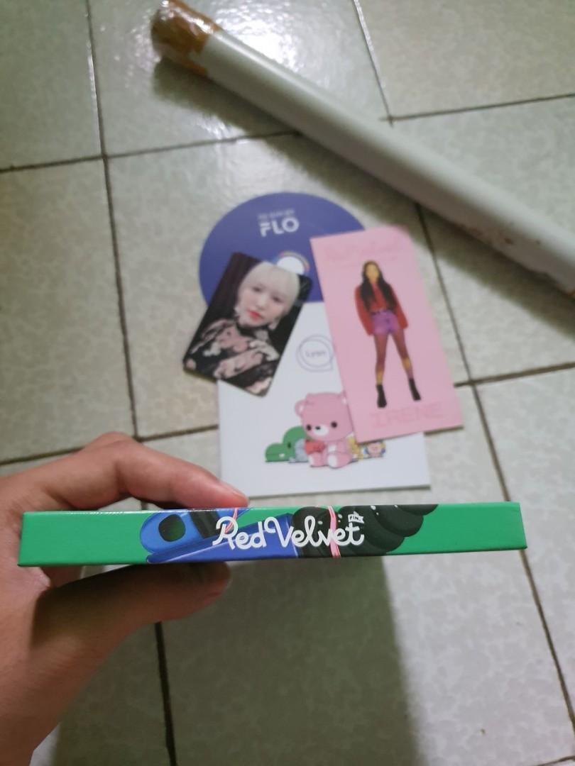 Album The ReVe Festival Finale + Poster Tube (PC Wendy)